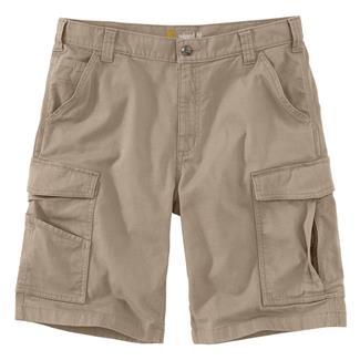 Carhartt Rugged Flex Rigby Cargo Shorts Tan