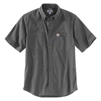 Carhartt Rugged Flex Rigby Work Shirt Gravel