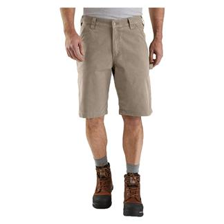 Carhartt Rugged Flex Rigby Work Shorts Tan
