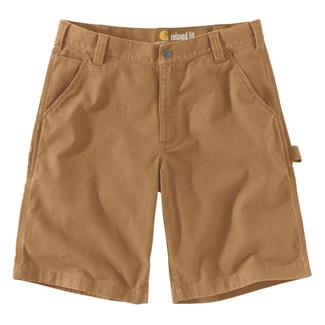 Carhartt Rugged Flex Rigby Work Shorts Hickory