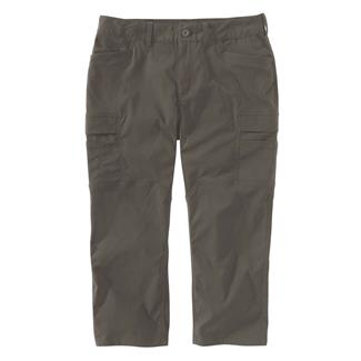 Carhartt Straight Fit Force Madden Cargo Capris Tarmac
