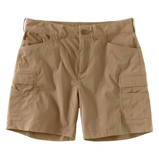 Carhartt Straight Fit Force Madden Cargo Shorts Dark Khaki