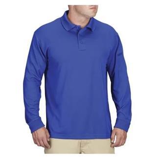Propper Long Sleeve Uniform Polo Cobalt