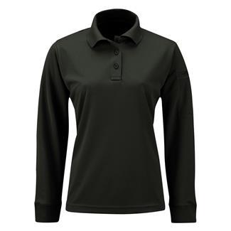 Propper Long Sleeve Uniform Polo Dark Green