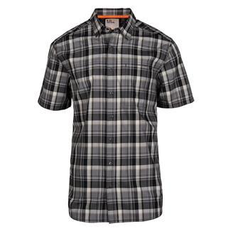 5.11 Hunter Plaid Shirt Black Plaid