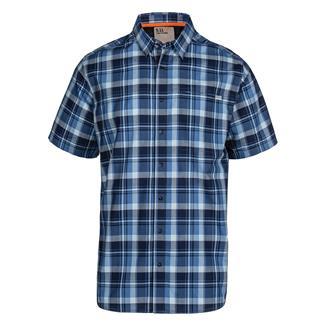 5.11 Hunter Plaid Shirt Atlas Plaid