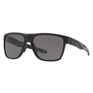 Oakley SI Crossrange XL Matte Black (frame) - Prizm Gray Polarized (lens)