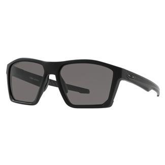 Oakley SI Targetline Matte Black (frame) - Prizm Gray Polarized (lens)