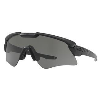 Oakley SI Ballistic M Frame Alpha Black (frame) - Clear Gray (lens)