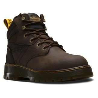 Dr. Martens Plenum ST WP Dark Brown
