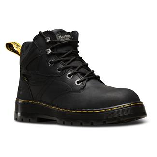 Dr. Martens Plenum ST WP Black
