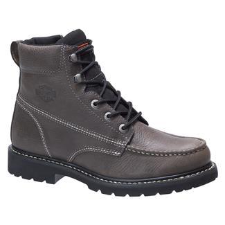 Harley Davidson Footwear Markston SZ Gray