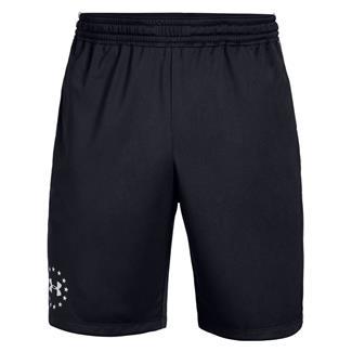 Under Armour Freedom Raid 2.0 Shorts Black / Elemental