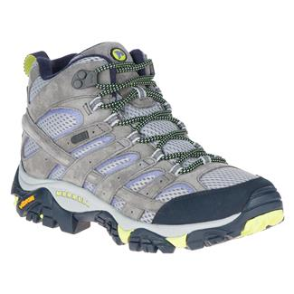 Merrell Moab 2 Mid WP Navy Morning