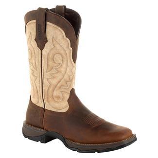 "Durango 11"" Lady Rebel Western Bark Brown / Taupe"