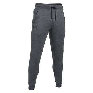 Under Armour Rival Fitted Tapered Joggers Carbon Heather / Black