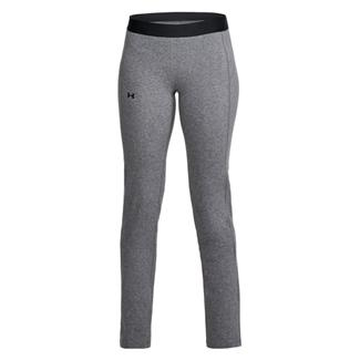 Under Armour Favorite Straight Leg Pants Charcoal Light Heather / Tonal
