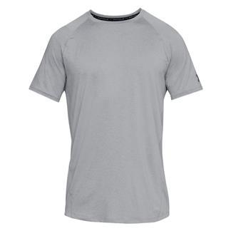Under Armour MK1 T-Shirt Steel Light Heather / Graphite