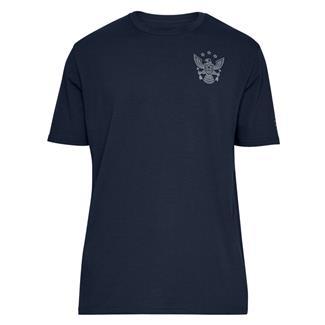 Under Armour Freedom Eagle Arrows T-Shirt Academy / Steel