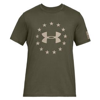 Under Armour Freedom Logo Cotton T-Shirt