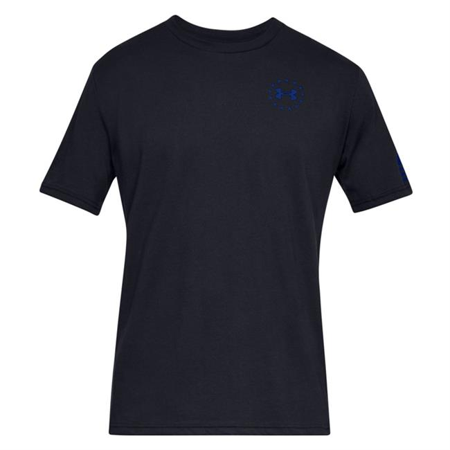4afee7c987 Men's Under Armour Freedom Express Cotton T-Shirt | Tactical Gear ...