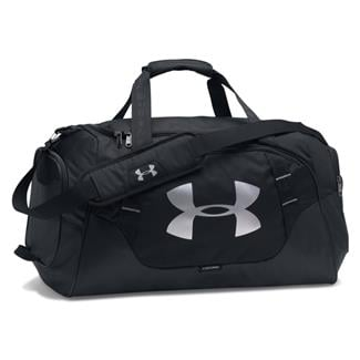 Under Armour Undeniable 3.0 MD Duffle Black / Silver