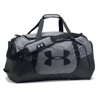 Under Armour Undeniable 3.0 MD Duffle Graphite / Black