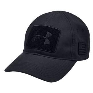 Under Armour Tac Field Hat Black / Black