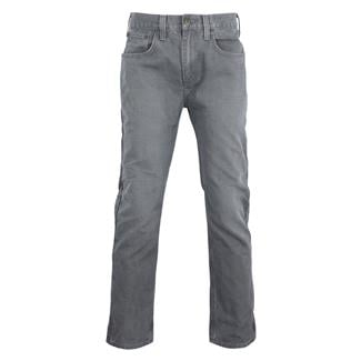 Carhartt Weathered Duck 5 Pocket Pant Gravel