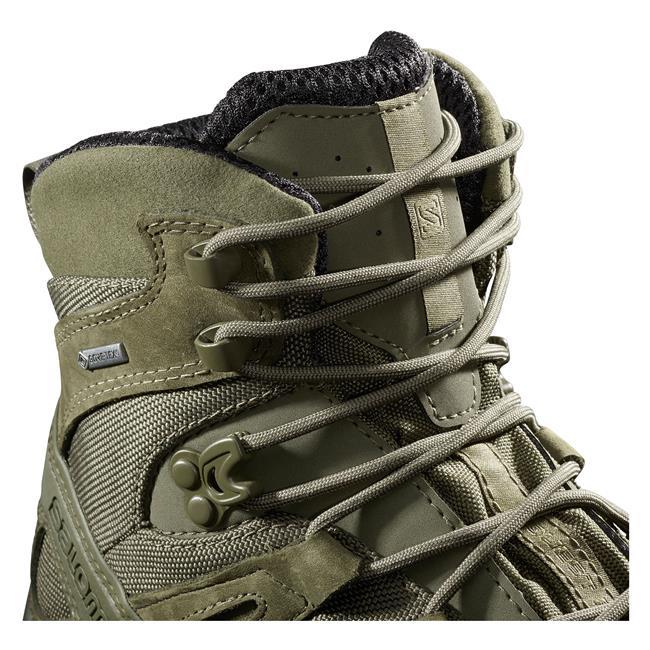 Salomon Men/'s L40723200 Quest 4D GTX Forces 2 EN Black Hiking Boots Shoes