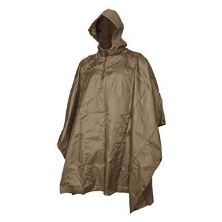 5ive Star Gear GI Spec Military Poncho Coyote