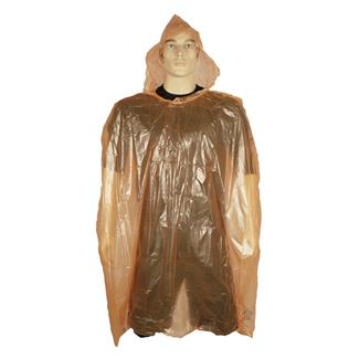 5ive Star Gear Emergency Rain Poncho - 2 Pack