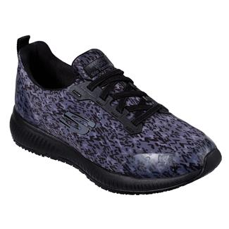 Skechers Work Squad SR Ankey Charcoal / Black