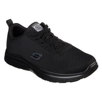 Skechers Work Flex Advantage Bendon SR Black