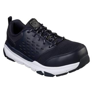 Skechers Work Soven SR Navy / White