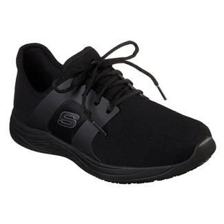 Skechers Work Toston WP Black