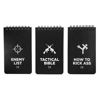 TG Morale Notebooks (3 pack)