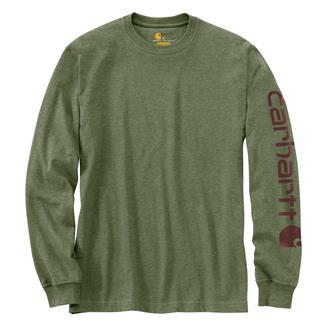 Carhartt Long Sleeve Logo T-Shirt