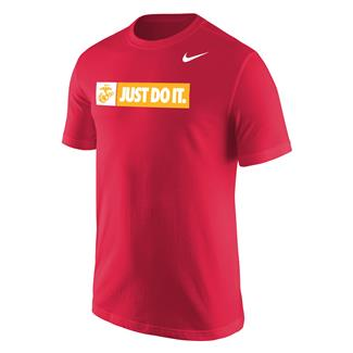 NIKE USMC Just Do It T-Shirt