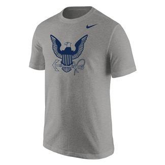 NIKE Navy Logo T-Shirt