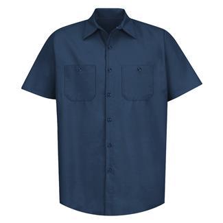 Red Kap Industrial Solid Work Shirt
