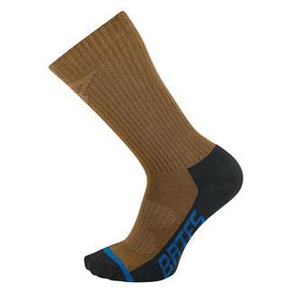 Bates USA Crafted Tactical Sport Mid Calf Socks - 3 Pair