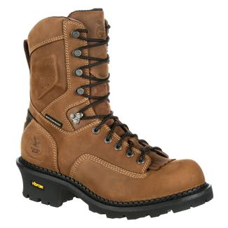 Georgia Comfort Core Logger Composite Toe Waterproof Boots