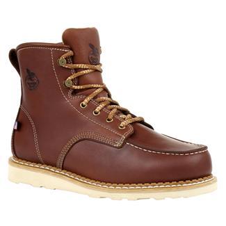 Georgia USA Wedge Moc Toe Boots