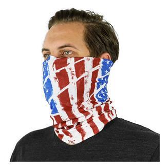 TG Distressed Flag Neck Gaiter