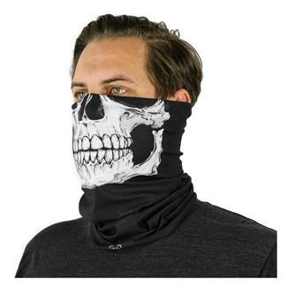 TG Skull Face Neck Gaiter