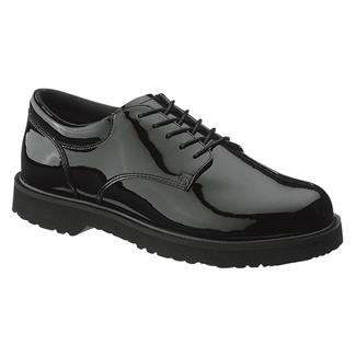 Bates High Gloss Duty Oxford Black