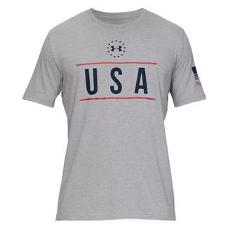 Under Armour Freedom USA Chest T-Shirt