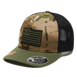 Oakley SI MultiCam Flag 110 Snapback Cap