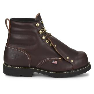 Carolina Int Lo Steel Toe Boots